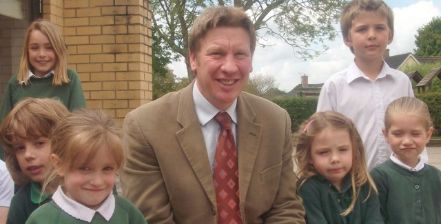 Mark Taylor, Headteacher
