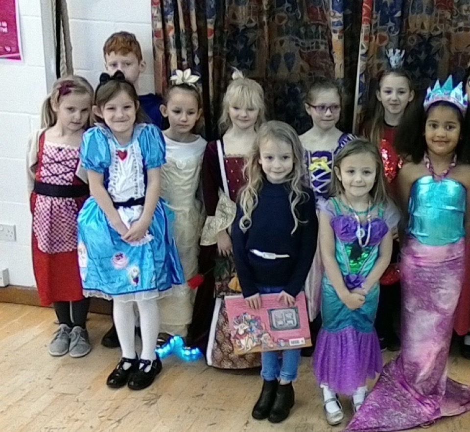 World Book Day at Fressingfield Primary School