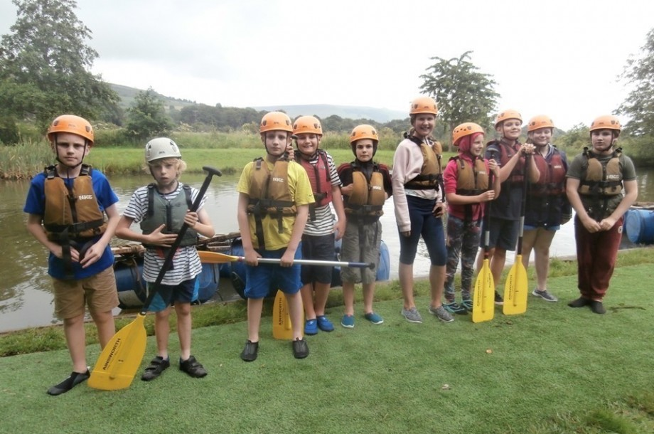 Y6 Residential – Hollowford 2019 – Day 2