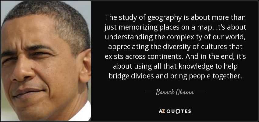 Image result for quotes about geography